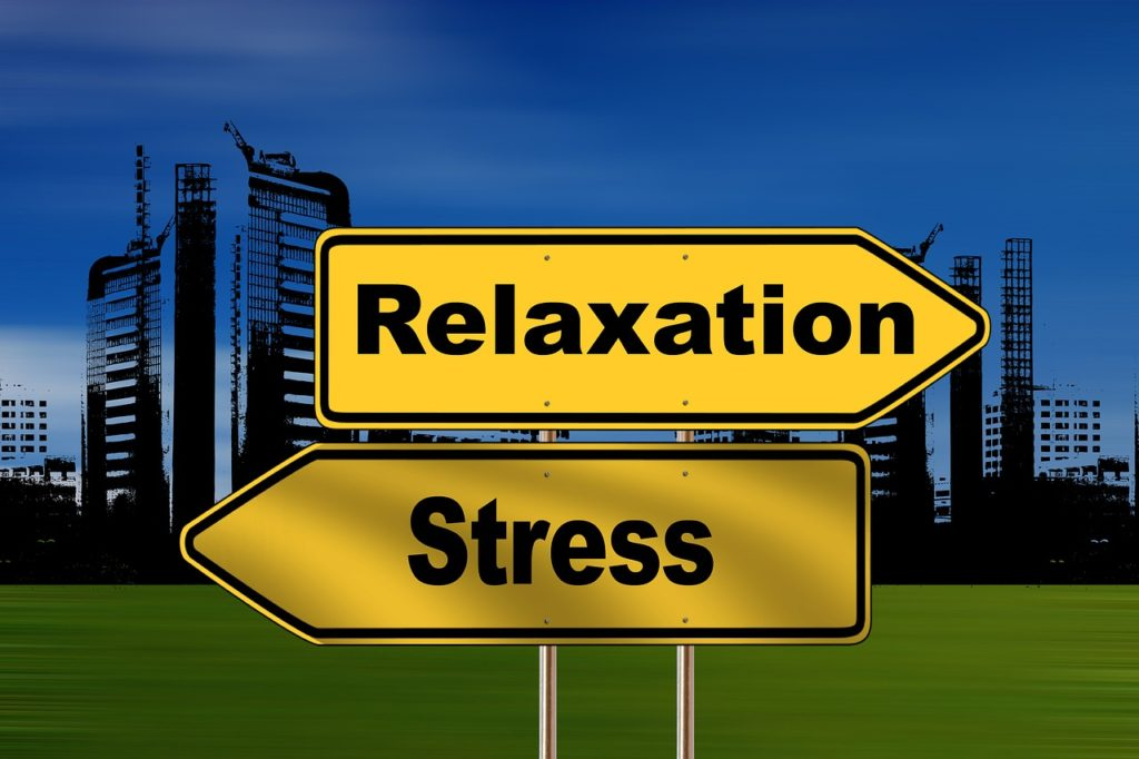 relaxation or stress?