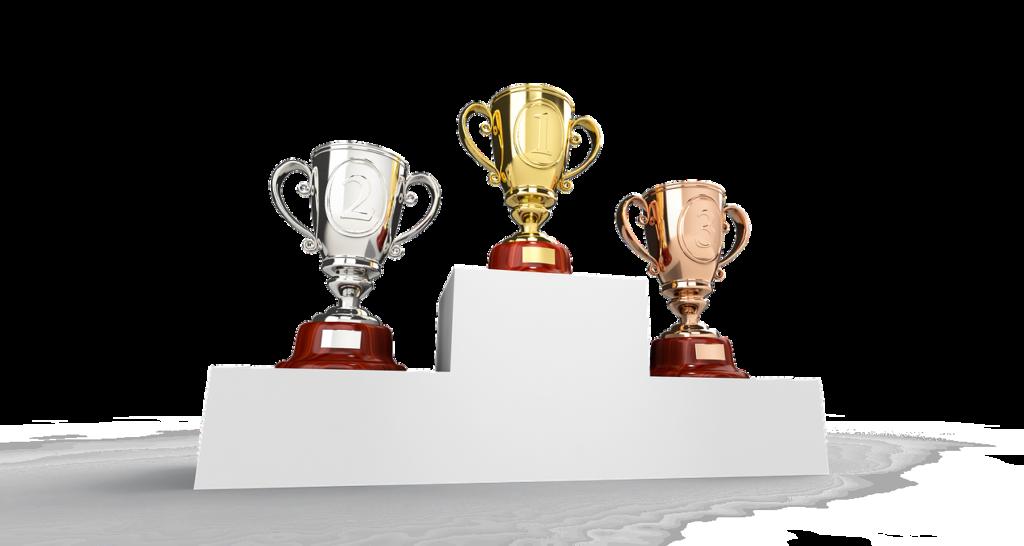 Winner cups (Pixabay image)