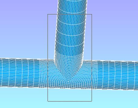 Salome auto-mesh example